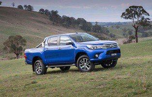 Toyota Hilux 2016. Más robusto, cómodo y eficiente