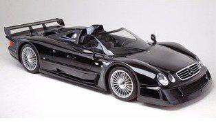 Mercedes CLK GTR Roadster. Sólo para cuentas corrientes saneadas