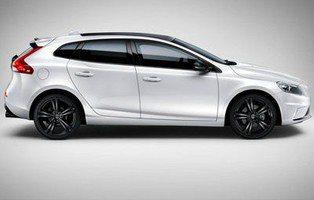 Volvo V40 Carbon Edition. Una edición repleta de fibra de carbono