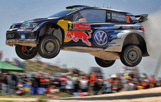 Latvala lider del Rally de Portugal