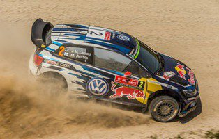 Latvala se lleva el Rally de Portugal pese a la remontada de Ogier