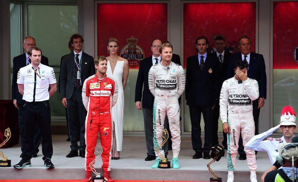 Gran Premio de Mónaco de Fórmula 1 2015