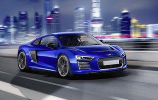 Audi R8 e-tron piloted driving. Todo un escaparate tecnológico
