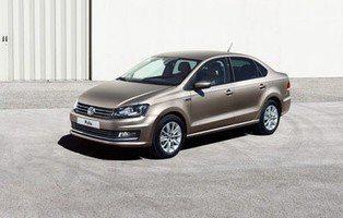 Volkswagen Polo Sedán. Se pone al día en imagen y equipamiento