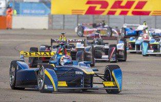 Fórmula E. Victoria de D'Ambrosio tras la descalificación de Di Grassi