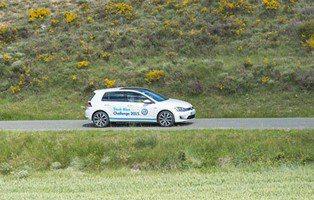 Volkswagen Think Blue Challenge. Todo esfuerzo ayuda