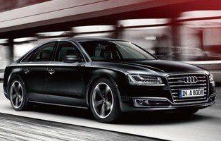 Audi A8 Chauffer Edition y A8 Sport Edition. Sólo para Japón