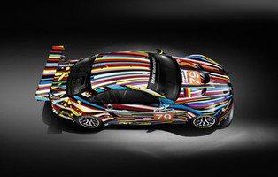 BMW Art Car. Una colección única de auténticas obras de arte