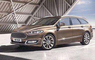 Ford Mondeo Vignale. Lujo y exclusividad desde 39.950 euros