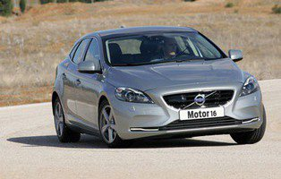 Volvo V40 D4 Geartronic. Jaque a los GTI
