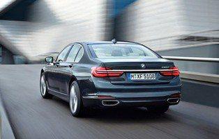 BMW Serie 7. Un siete magnífico