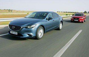 Mazda6. Ahorrar es lo suyo
