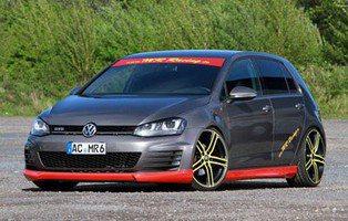Volkswagen Golf GTD MR Racing. Con hasta 221 CV de potencia