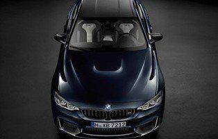 BMW M4 Coupé Individual. Para conmemorar el 25 aniversario