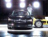Euro NCAP. Skoda Superb, Hyundai i20 y Fiat Panda Cross a examen