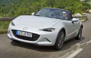 Mazda MX-5. Todo es diversión