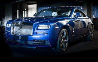 Rolls Royce Wraith Porto Cervo. Inspirado en el mar