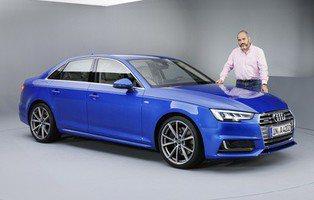 Nuevo Audi A4. A la venta desde agosto