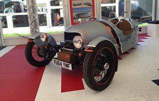 Morgan Concept EV3. Finalmente llegará a finales de 2016