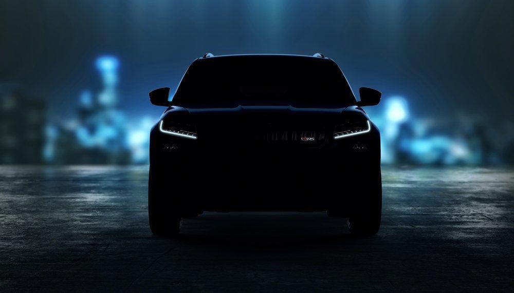 Se trata del primer SUV de la marca con las iniciales vRS