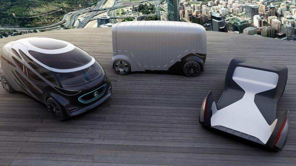 U<strong>n chasis autónomo impulsado eléctricamente que puede acomodar hasta 12 pasajeros, mientras que el módulo de carga puede transportar hasta diez palés </strong>