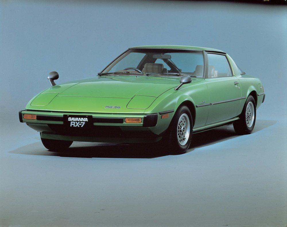 Primera generación del RX-7 de 1978