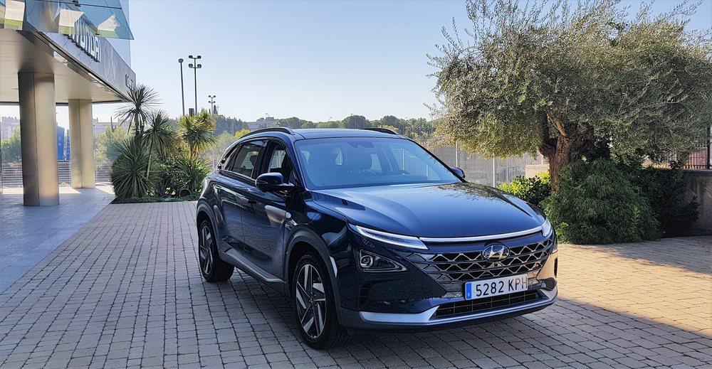 Se convierte en el primer vehículo con pila de hidrógeno matriculado en nuestro país.