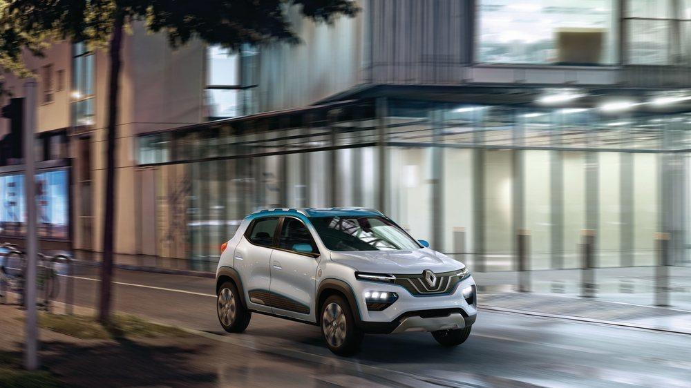 Renault ha tomado como punto de partida un Kwid y ha creado esta versión eléctrica, que será una realidad el año que viene, primero en China. Pocos detalles se tienen sobre el, sólo que podrá recorrer hasta 250 kilómetros con una carga.