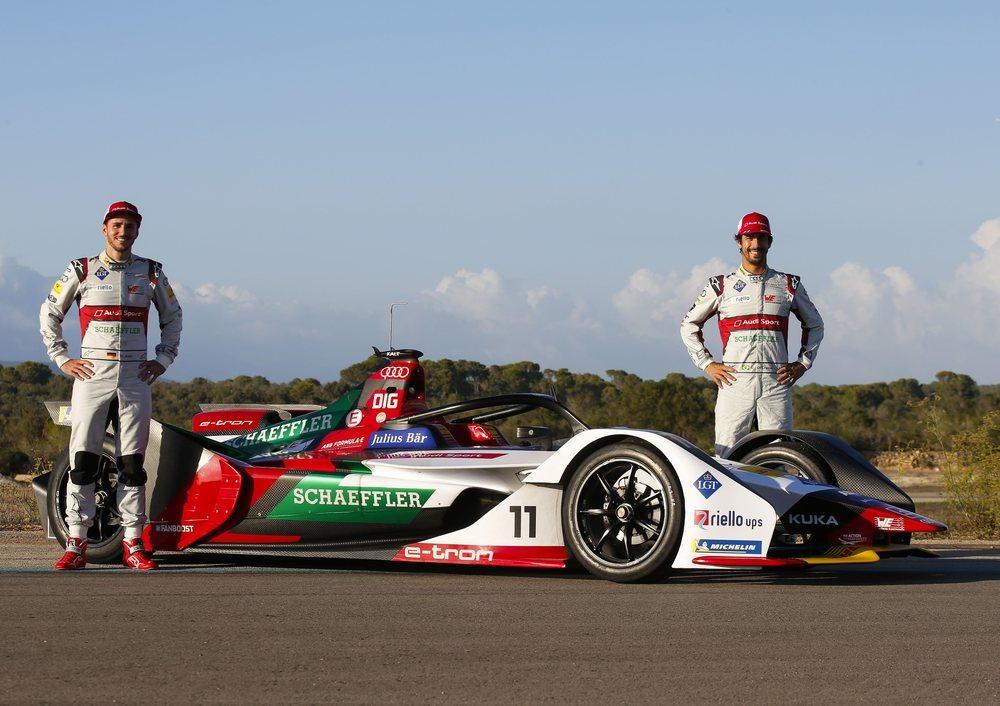 Al volante estarán los pilotos Daniel Abt y Lucas di Grassi