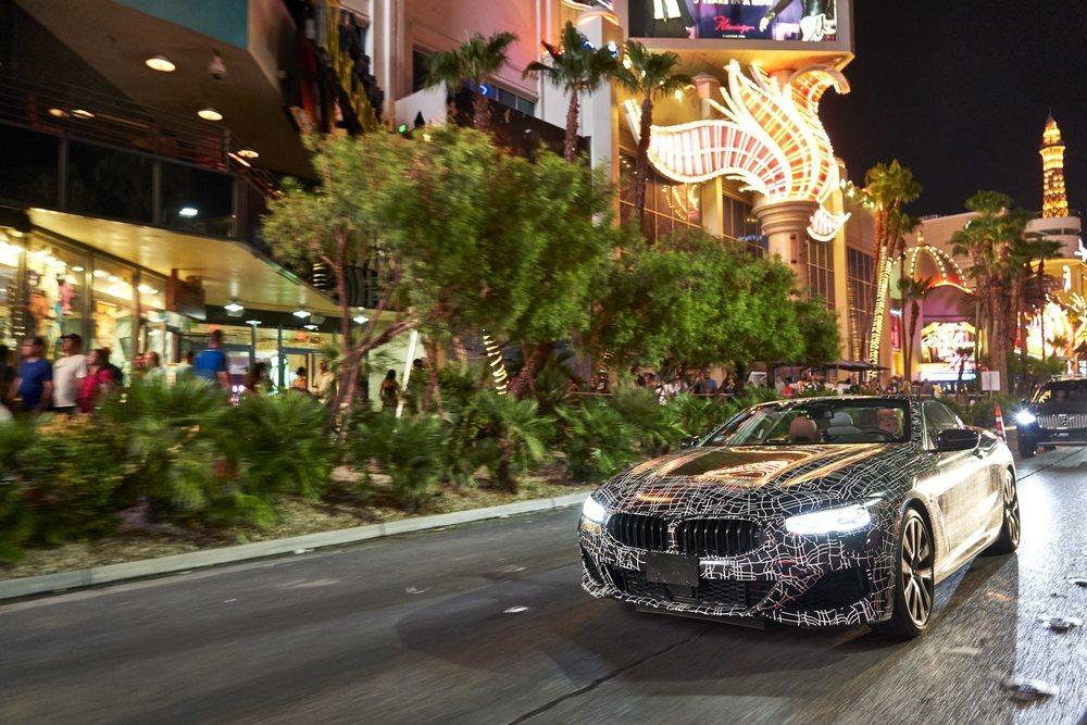 Recorriendo las calles de Las Vegas