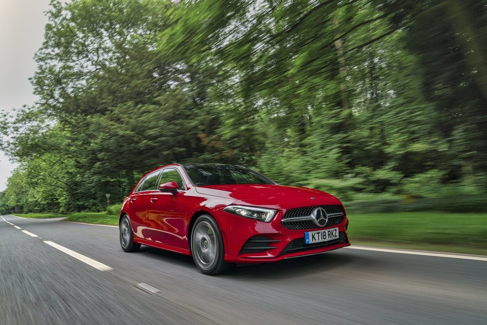</strong></p><h3><strong>Mercedes-Benz A 220 d AMG Line</strong></h3><p><strong>