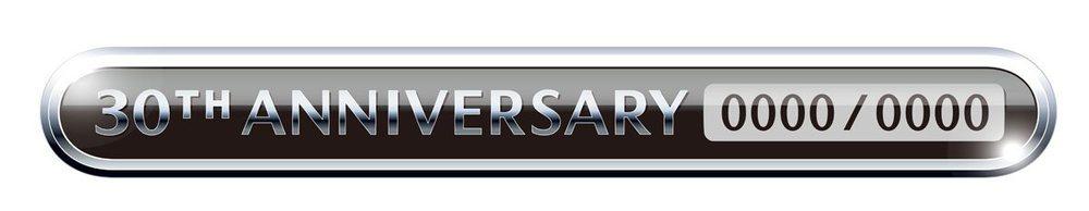La versión 30 aniversario será una edición limitada, pero no se sabe de cuántas unidades.