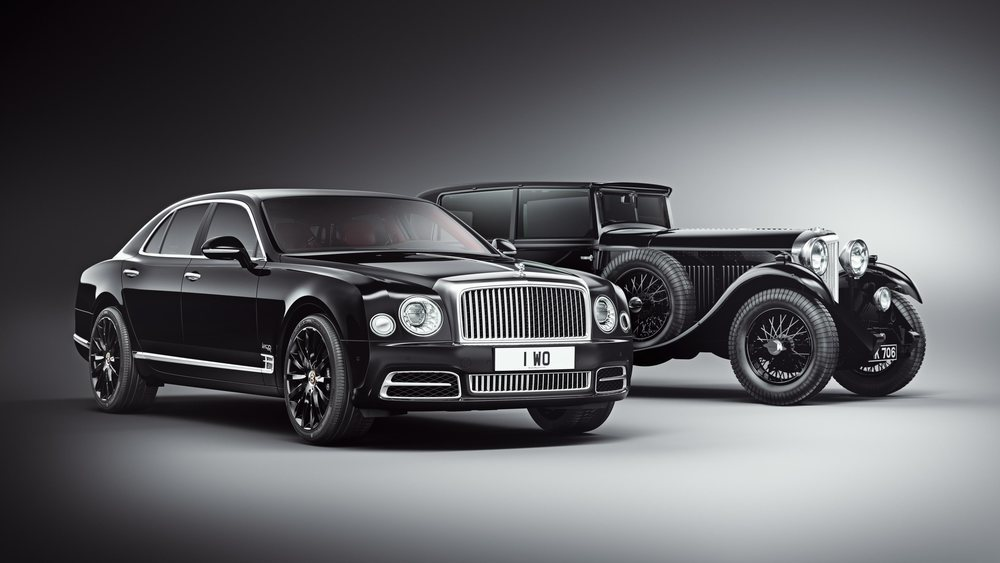 <strong>Mulsanne W.O. Edition</strong>
