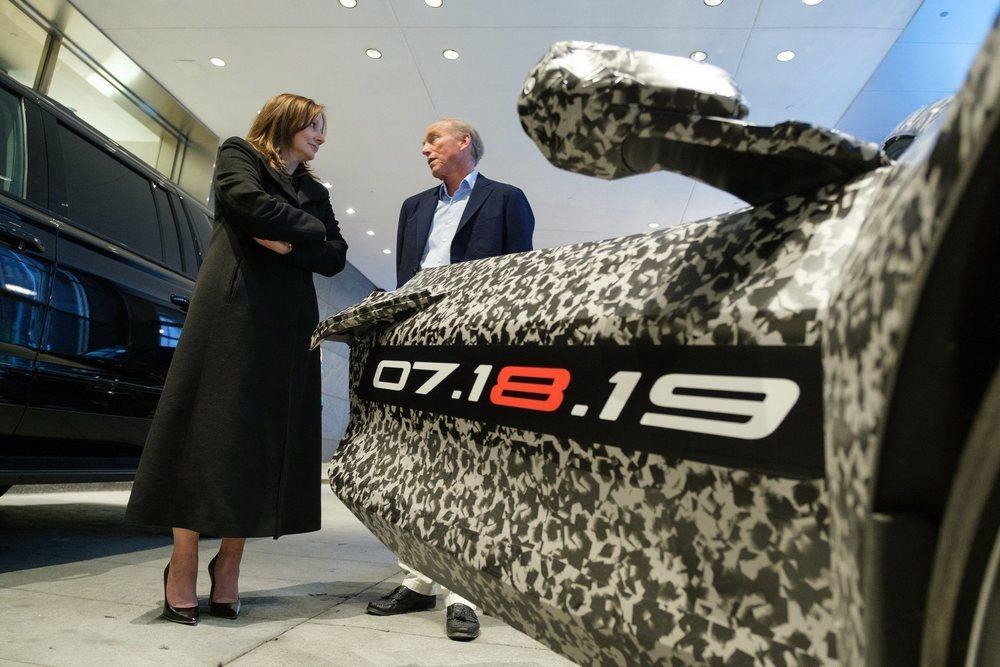 La octava generación del deportivo Corvette verá la luz el próximo 18 de julio y será el primero en sus 66 años de vida en contar con un motor colocado en posición central.