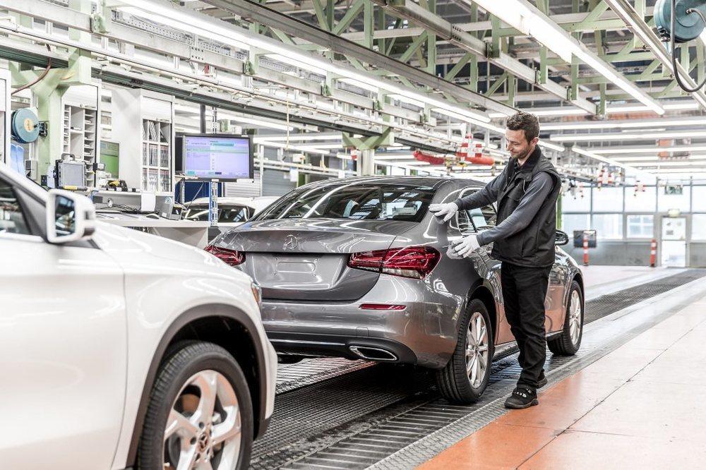 Comienza la producción en Alemania