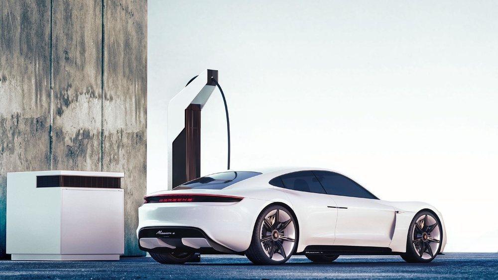 Nuevo deportivo eléctrico