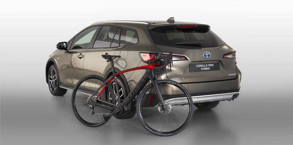 Nuevo Toyota Corolla  Toyota. Nuevo patrocinador del equipo ciclista Trek-Segafredo 1 rEaF8x0cWNsgH