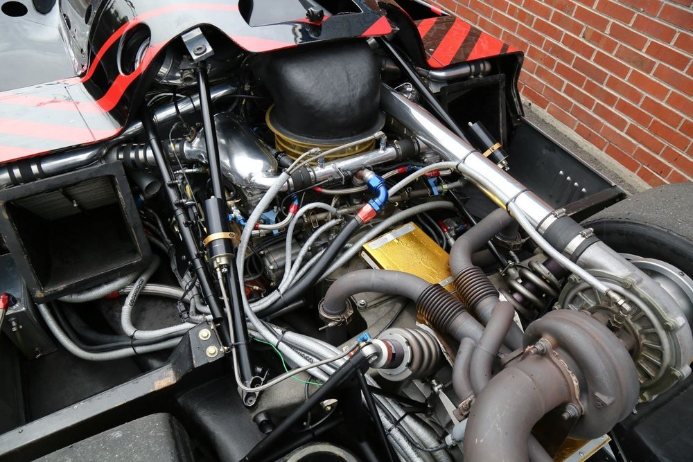 En marzo de 2015 este impresionante motor refrigerado por aire fue debidamente reacondicionado y la factura de ello supero los 67.000 dólares.