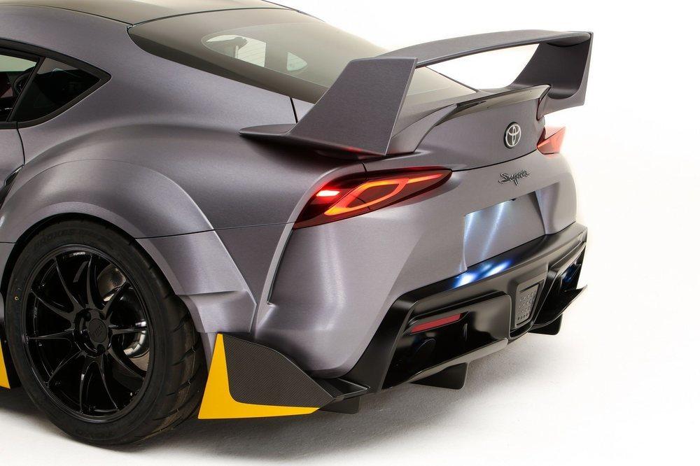 GR Supra 3000GT Concept