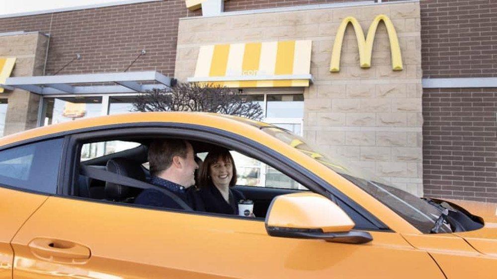 Este proyecto innovador se ha puesto en marcha gracias a la colaboración de McDonald's y Ford.