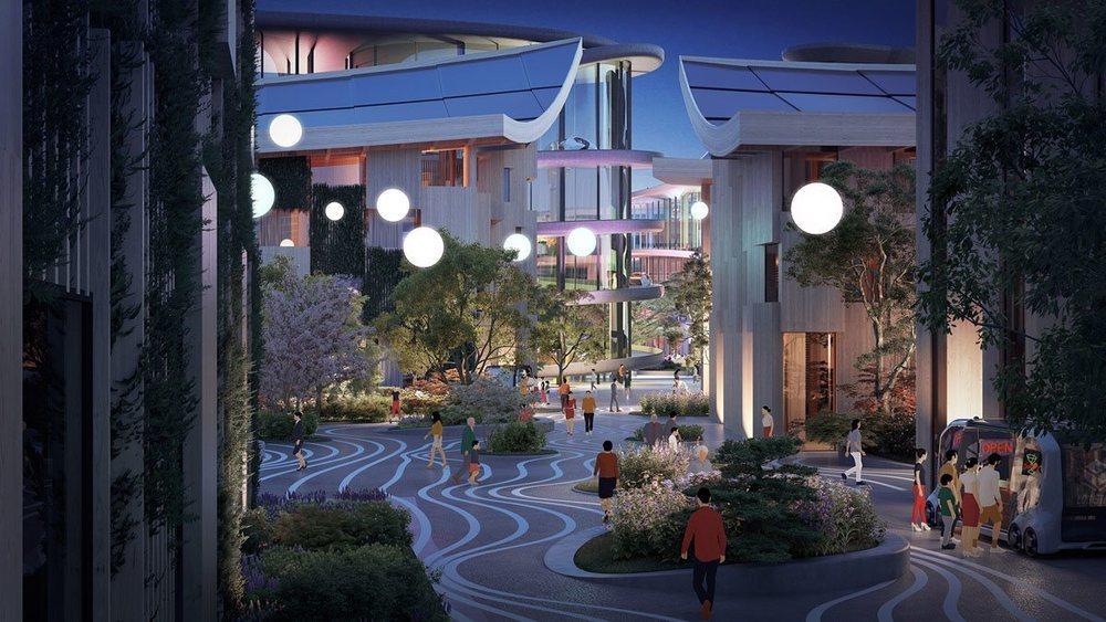 Así será Woven City, la futura ciudad de Toyota 1_k48Uokis0aJe6