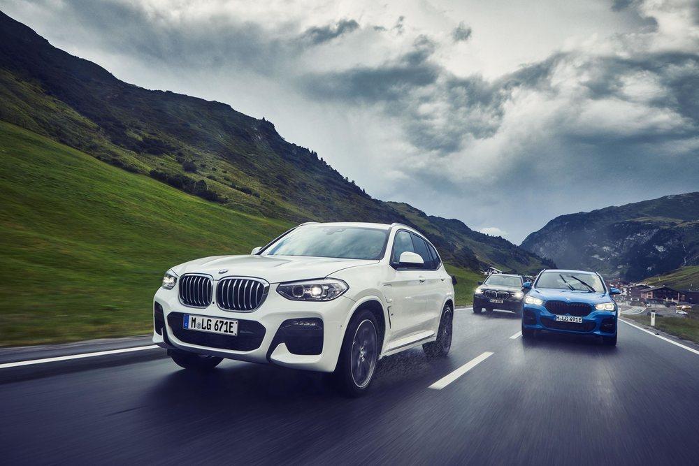 BMW X1 xDrive25e y BMW X2 xDrive25e. Dos nuevos híbridos enchufables 1_A47q1mLNsYJcU