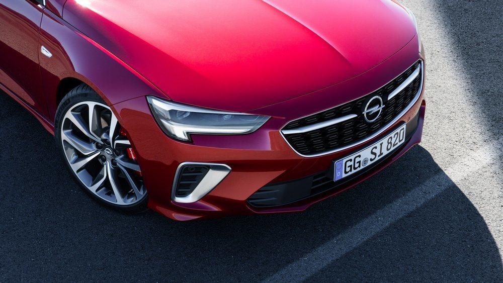 Opel Insignia GSi. Más motor para el alemán 1_vPEq6Hok1mFY7