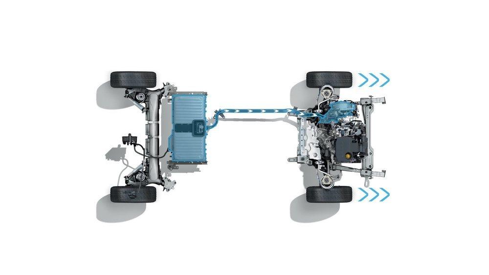 Este eficiente E-Tech Plug-in será el primer Mégane electrificado de la historia. Su tecnología le permite circular 50 kilómetros en modo eléctrico y conseguir la etiqueta Cero de la DGT.