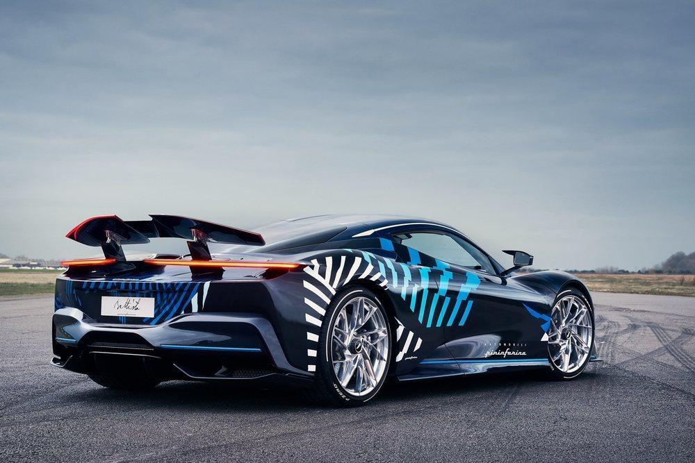 El ex piloto de Fórmula 1 Nick Heidfeld está colaborando con Pininfarina para poner a punto su deportivo Battista, un bólido eléctrico con 1.900 CV de potencia, cuyas primeras unidades llegarán a final de año.