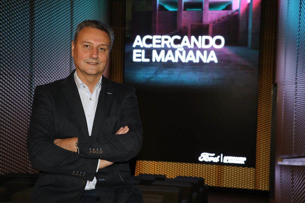 Jesús Alonso, presidente de Ford España.