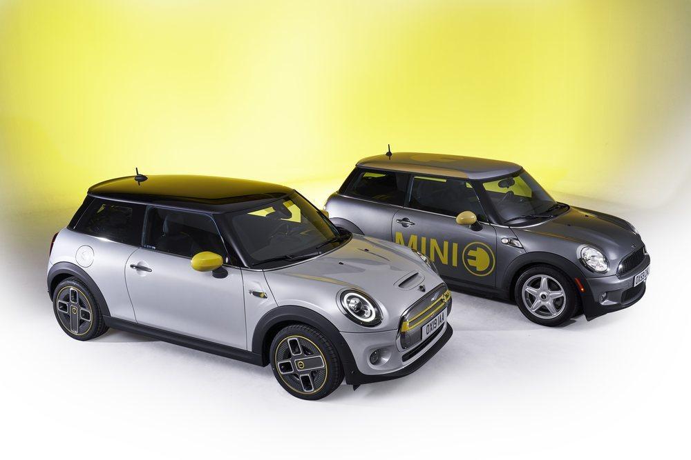 Mini E y Mini Cooper SE