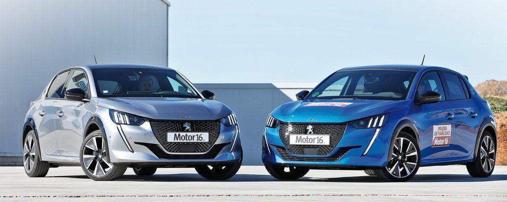 Gasolina y eléctrico, el Peugeot 208 no te dejará indiferente