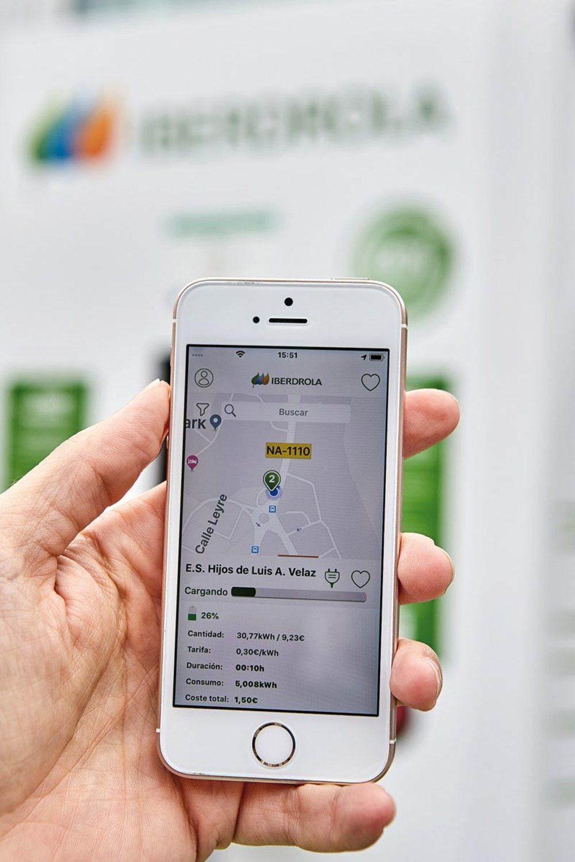 Con la app de Iberdrola, controlas todo desde tu móvil.