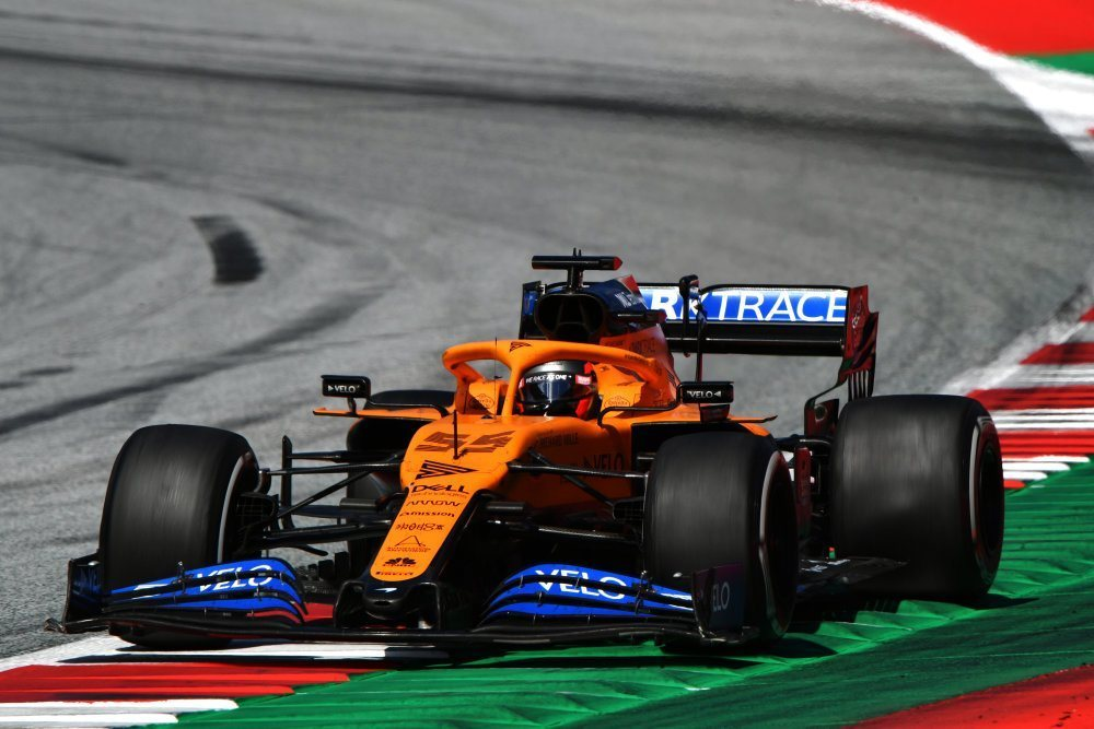Sainz estuvo a punto de ser tercero; pero se tuvo que conformar con el quinto puesto.